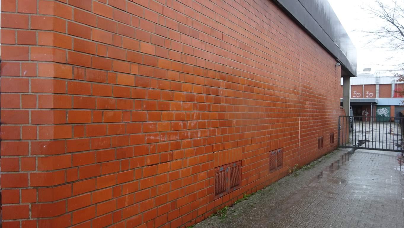 Graffitientfernung und Anti-Graffitischutz Klinker (7)