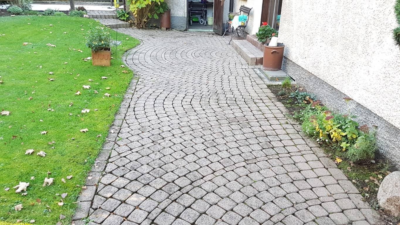 Pflasterreinigung und Langzeitschutz in Bergisch Gladbach (2)