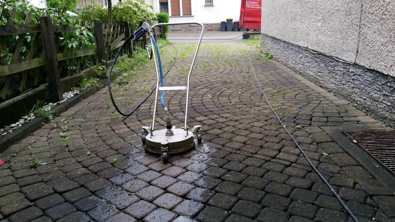 Pflasterreinigung und Langzeitschutz in Bergisch Gladbach