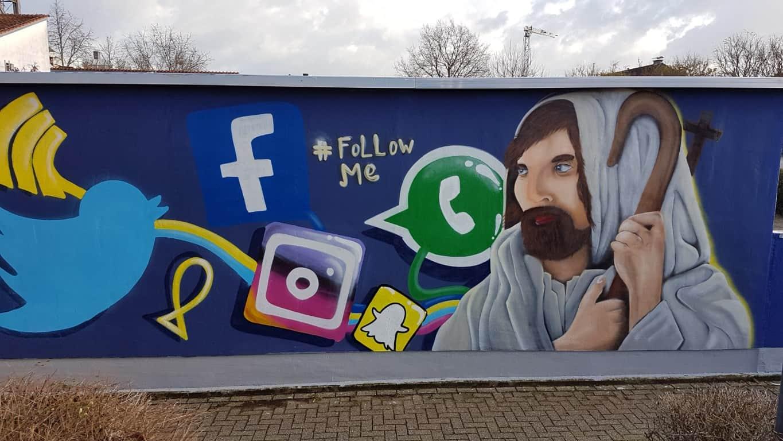 Topgraffiti Auftragsmalerei Graffitischutz (1)