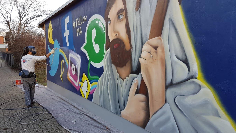 Topgraffiti Auftragsmalerei Graffitischutz (18)