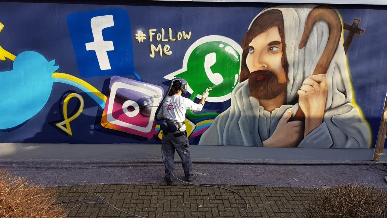 Topgraffiti Auftragsmalerei Graffitischutz (7)