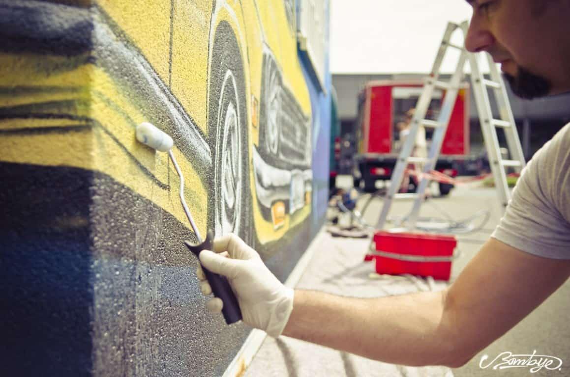 Topgraffiti Auftragsmalerei und Schutz in Lünen (11)