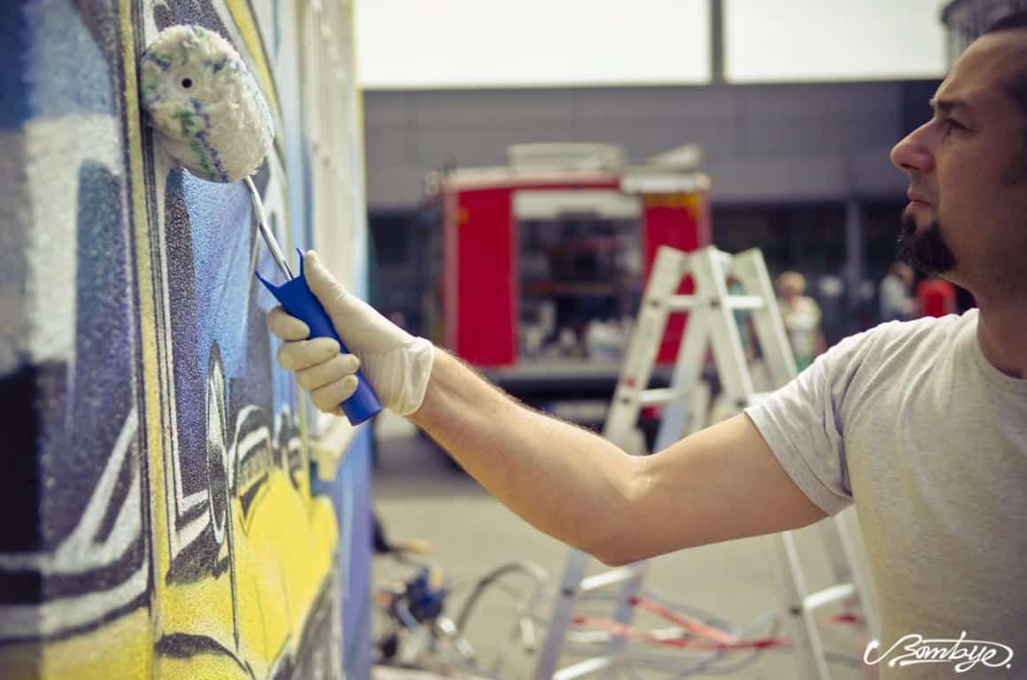Topgraffiti Auftragsmalerei und Schutz in Lünen (12)
