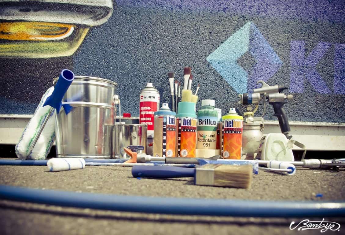Topgraffiti Auftragsmalerei und Schutz in Lünen (6)