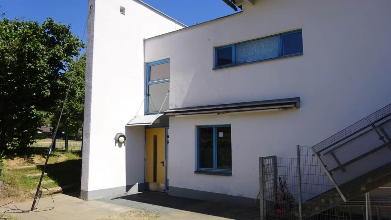 Stopgraffiti Fassadenreinigung und Langzeitschutz Kita Bergisch Gladbach (10)