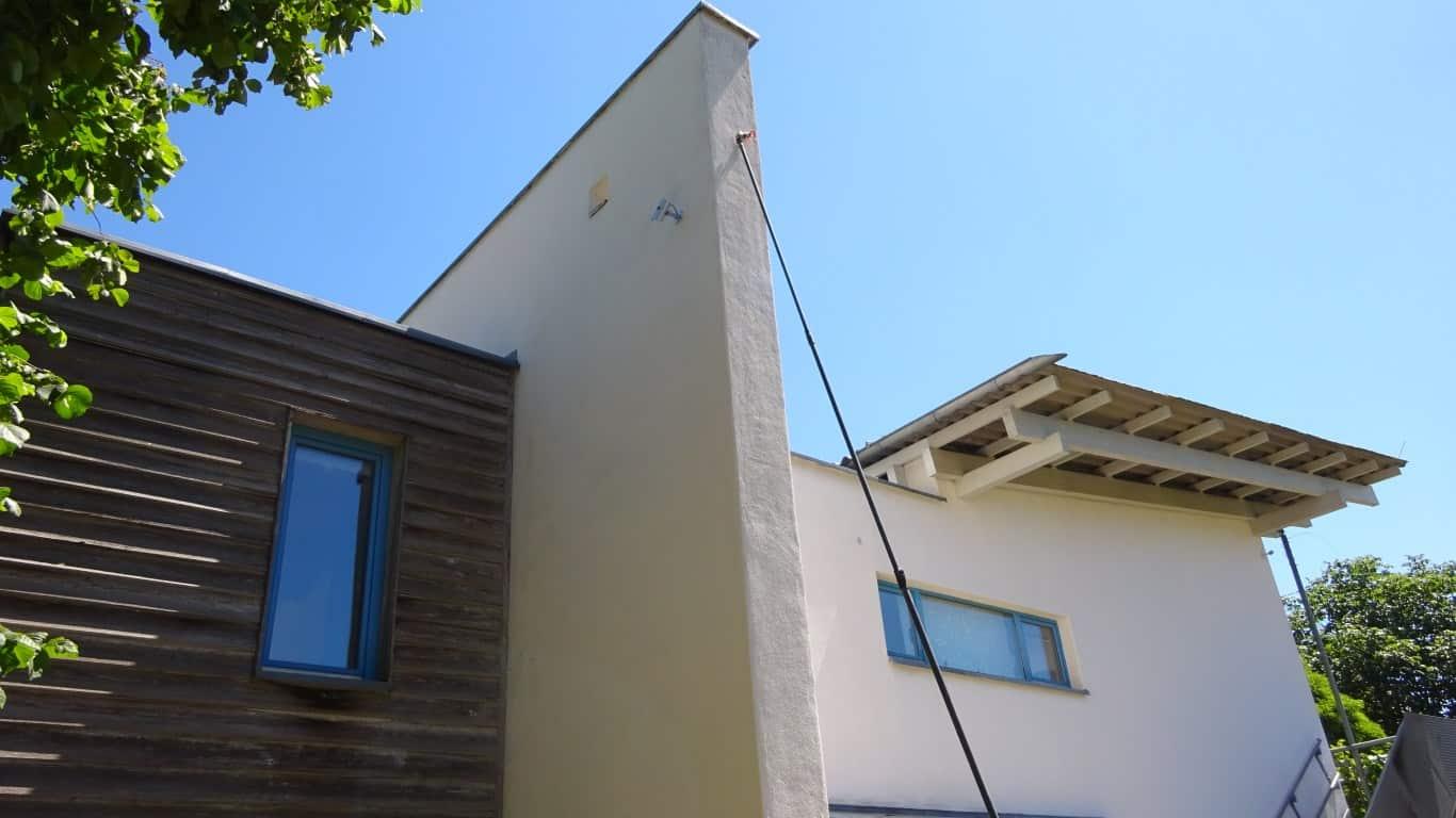 Stopgraffiti Fassadenreinigung und Langzeitschutz Kita Bergisch Gladbach (11)