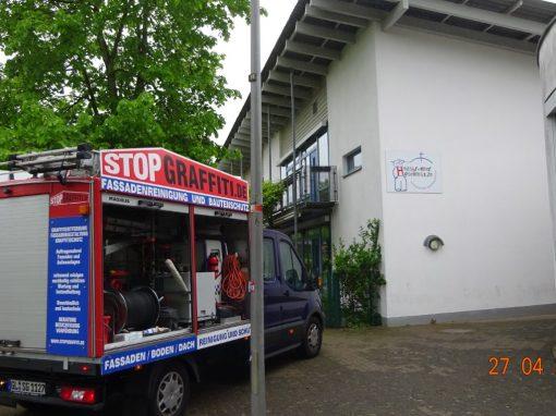 Fassadenreinigung in Bergisch Gladbach