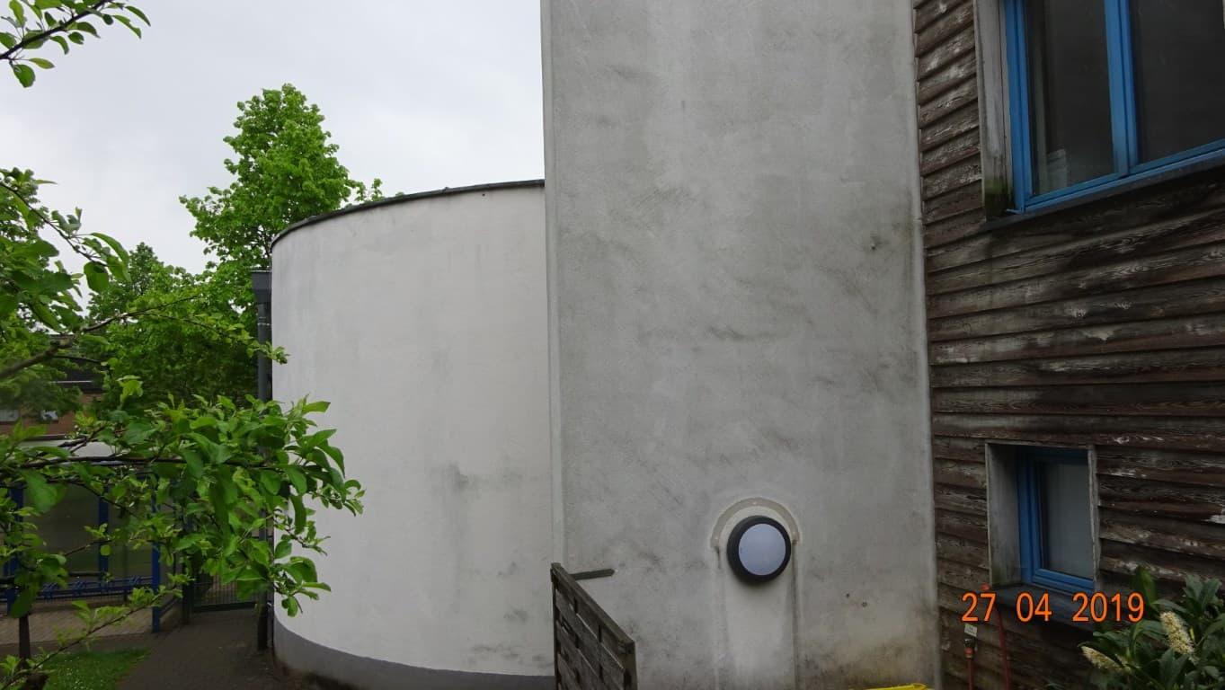 Stopgraffiti Fassadenreinigung und Langzeitschutz Kita Bergisch Gladbach (23)