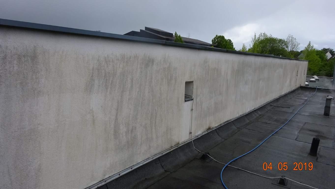 Fassadenreinigung und Langzeitschutz Bergisch Gladbach