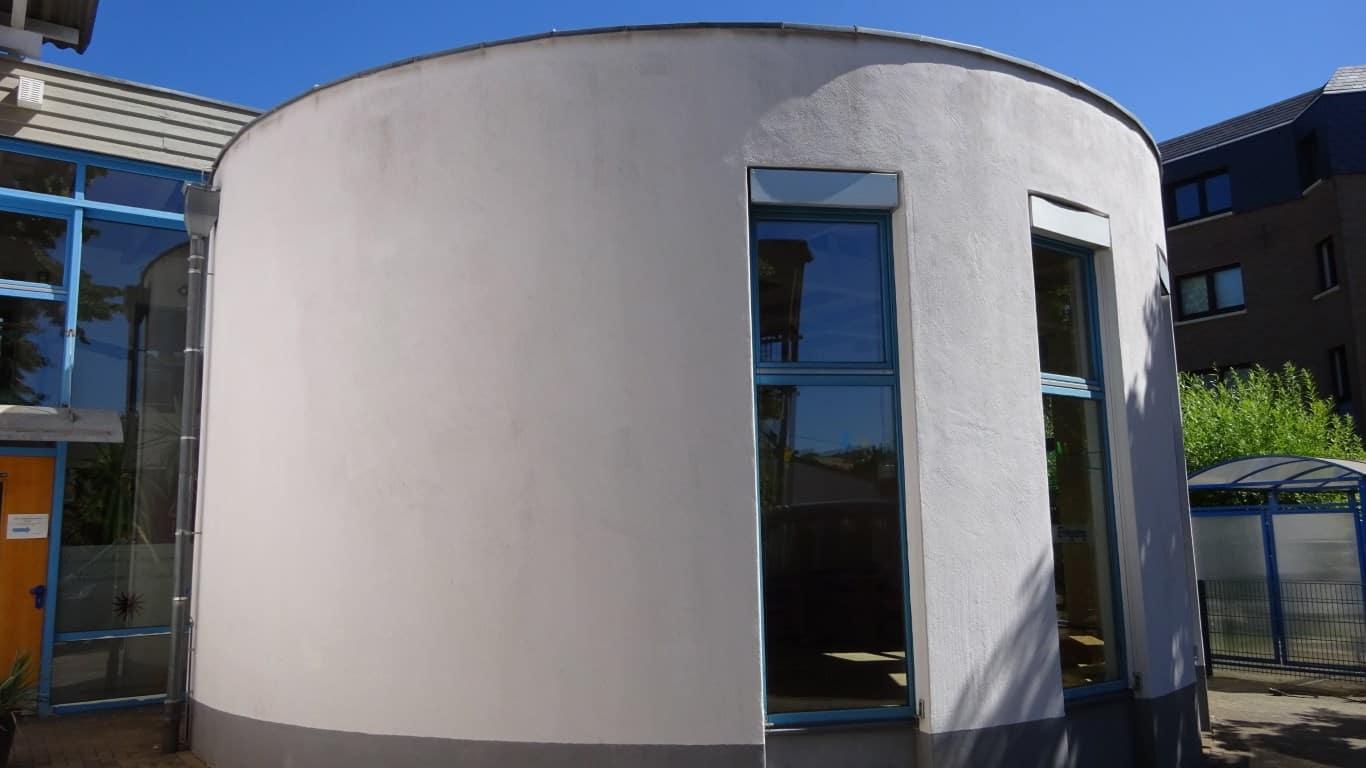 Stopgraffiti Fassadenreinigung und Langzeitschutz Kita Bergisch Gladbach (32)