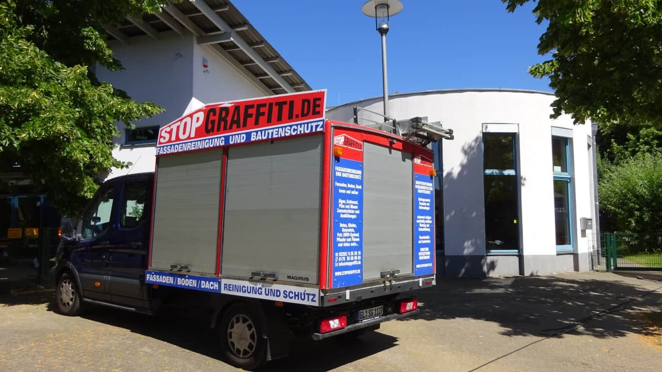 Stopgraffiti Fassadenreinigung und Langzeitschutz Kita Bergisch Gladbach (34)