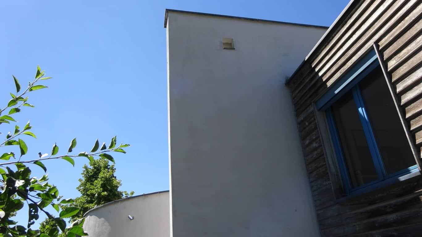 Stopgraffiti Fassadenreinigung und Langzeitschutz Kita Bergisch Gladbach (5)