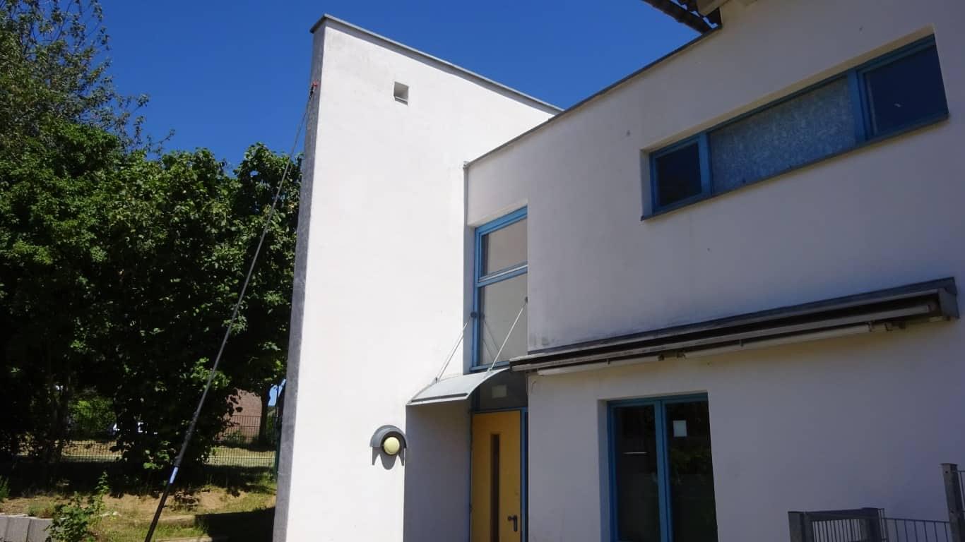 Stopgraffiti Fassadenreinigung und Langzeitschutz Kita Bergisch Gladbach (8)