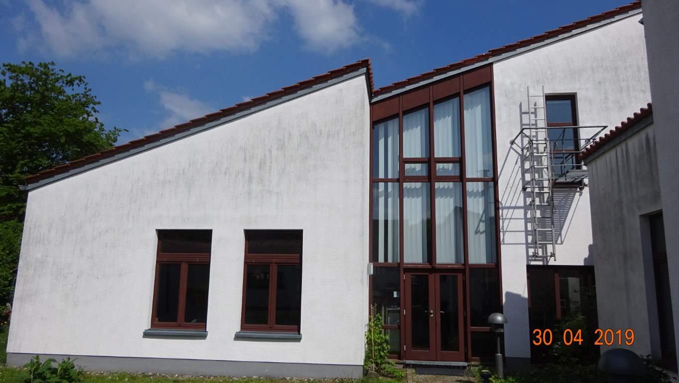 Stopgraffiti Fassadenreinigung und Schutz Bergisch Gladbach (14)
