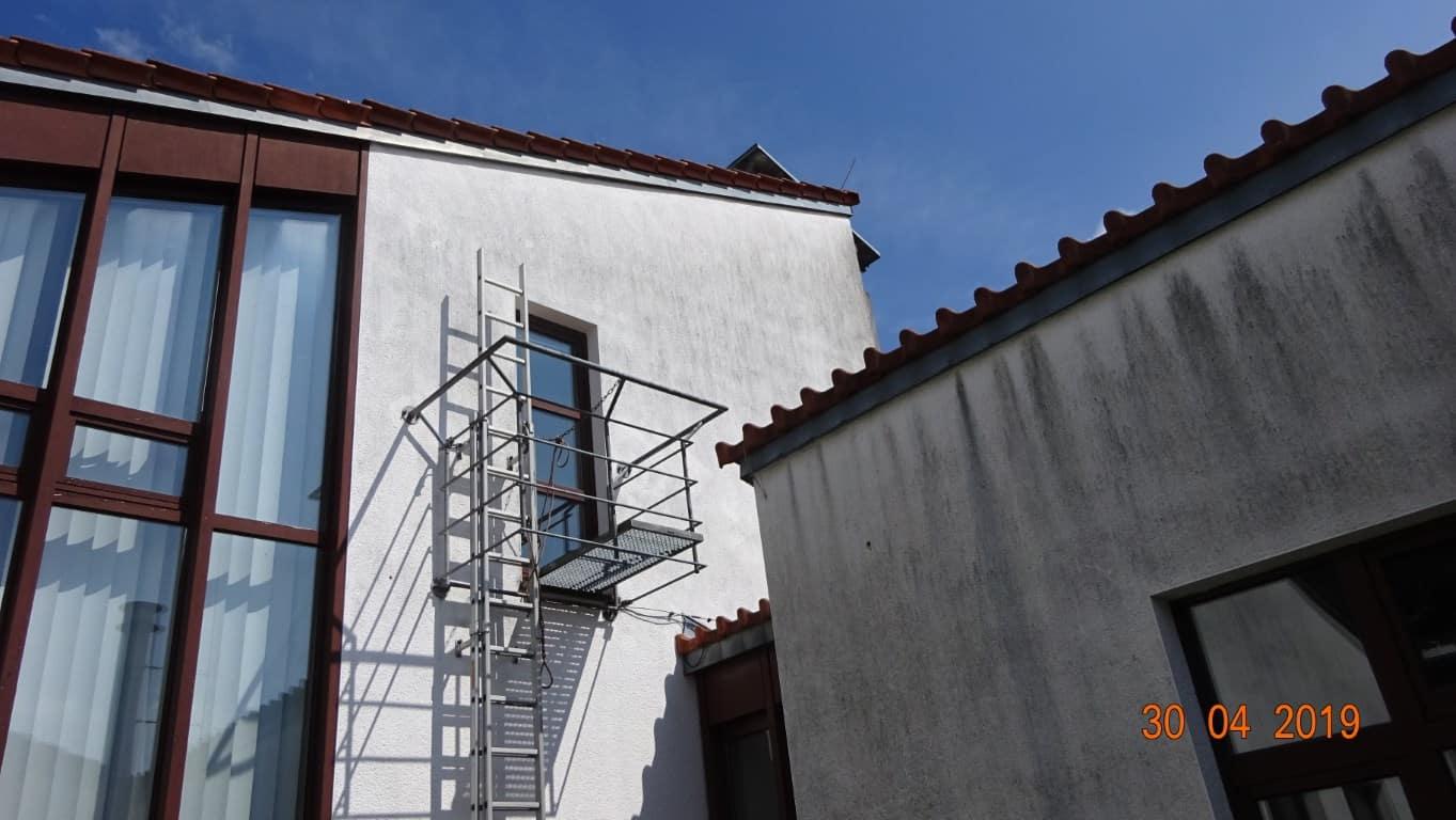 Stopgraffiti Fassadenreinigung und Schutz Bergisch Gladbach (16)