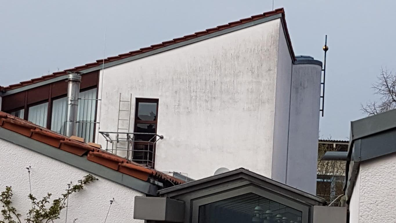 Stopgraffiti Fassadenreinigung und Schutz Bergisch Gladbach (4)