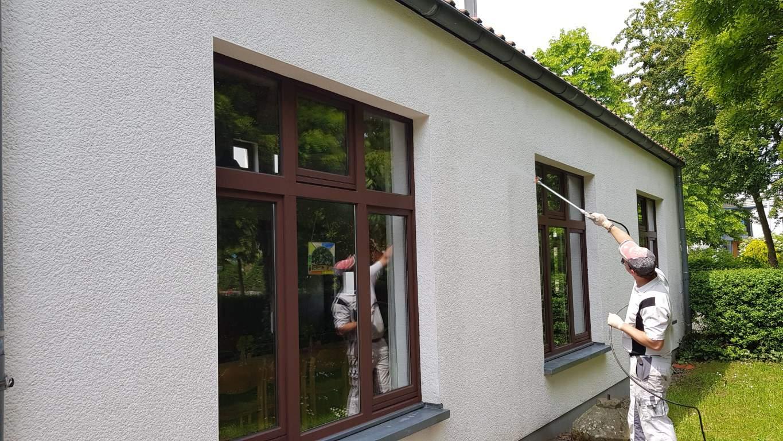 Stopgraffiti Fassadenreinigung und Schutz Bergisch Gladbach (5)