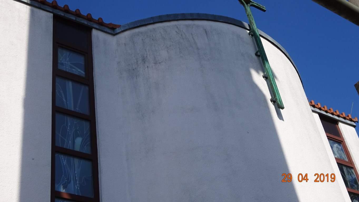 Stopgraffiti Fassadenreinigung und Schutz Bergisch Gladbach (9)